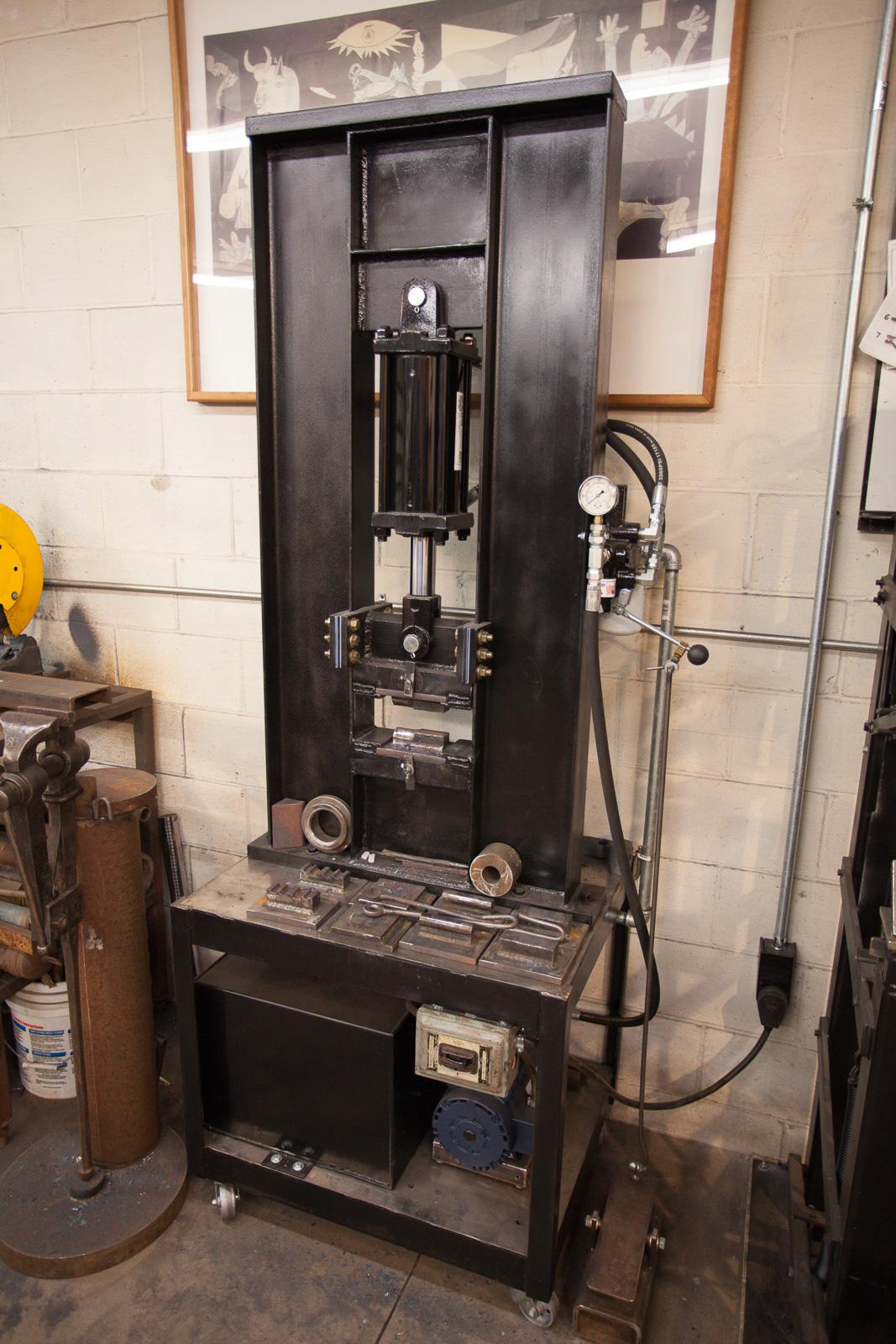 Hydraulic Press Build - Presses - Blacksmith Forums